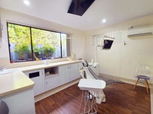 Dentist Brisbane Enamel Consulting Room 2