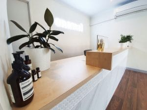 Dentist Brisbane Enamel Reception