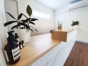 Dentist Shailer Park Enamel Reception