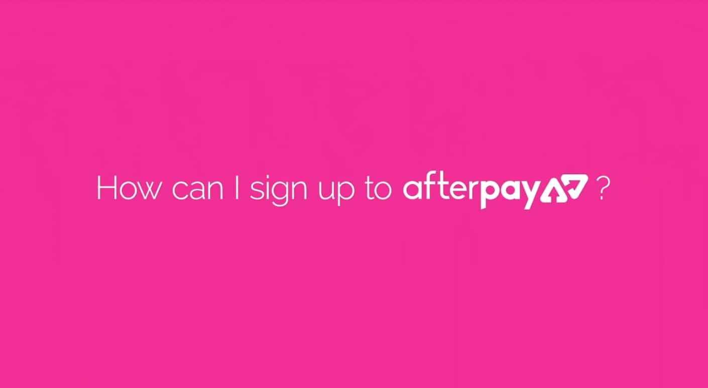 Afterpay - How it works Video Thumbnail
