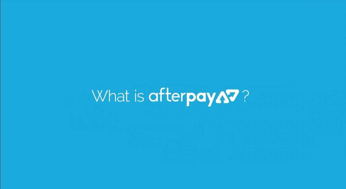 What is Afterpay Video Thumbnail